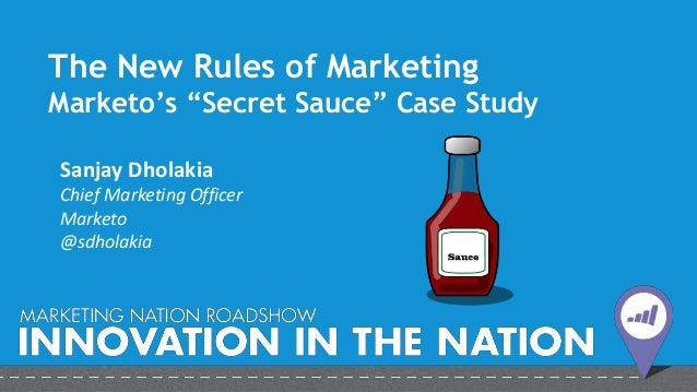 The New Rules of Marketing - Sanjay Dholakia