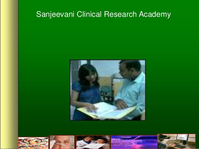 Sanjeevani Clinical Research Academy
