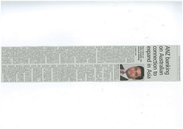 Sanjoy Sen- Business Times - Jan 2013