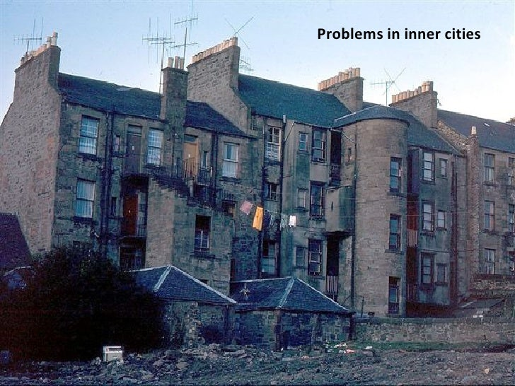 Problems in Inner Cities Problems in inner cities