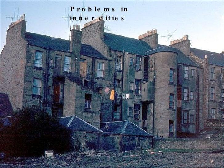 Inner City Problems