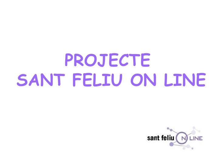 Sant Feliu On Line