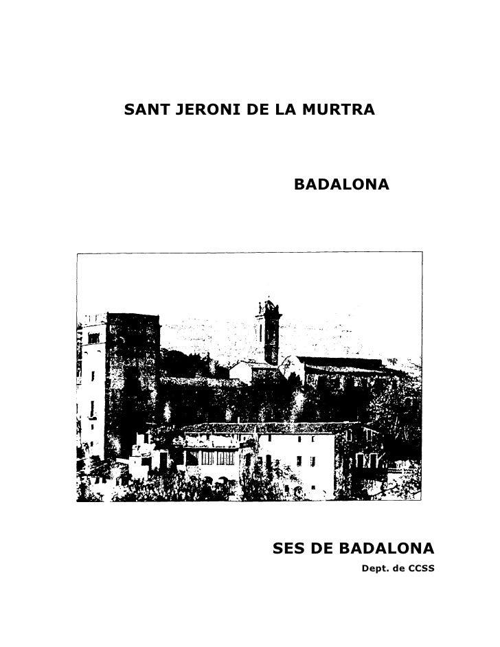 Sant Jeroni