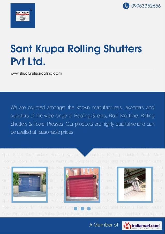 Sant krupa-rolling-shutters-pvt-ltd