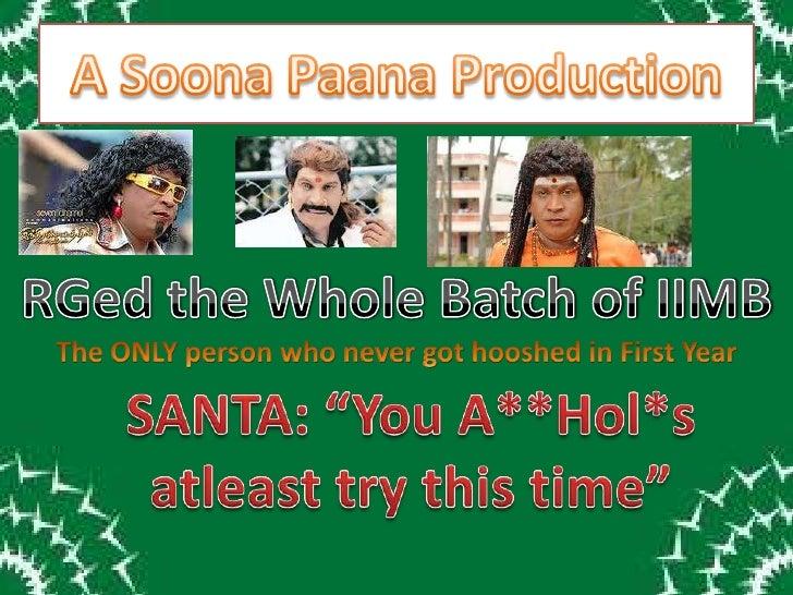 Santa PPT