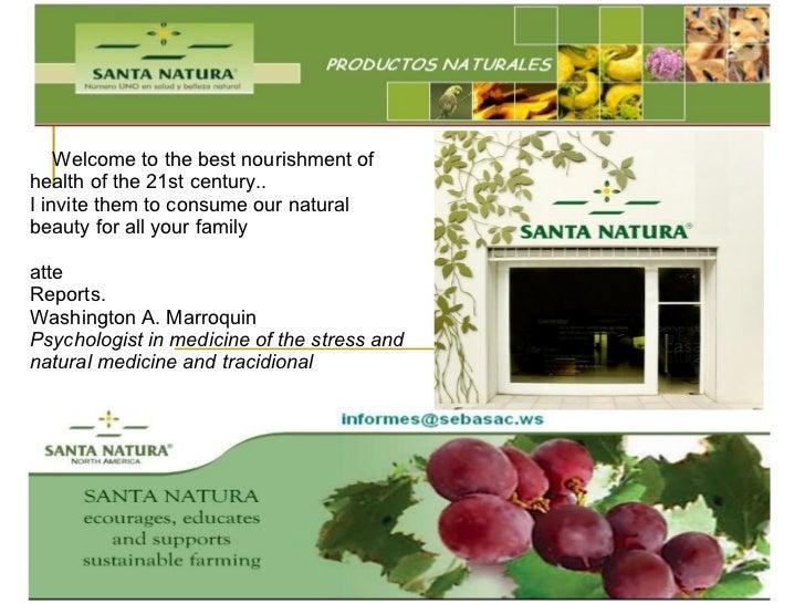 Santa Natura Mision