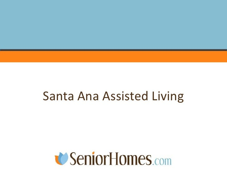 Santa Ana Assisted Living
