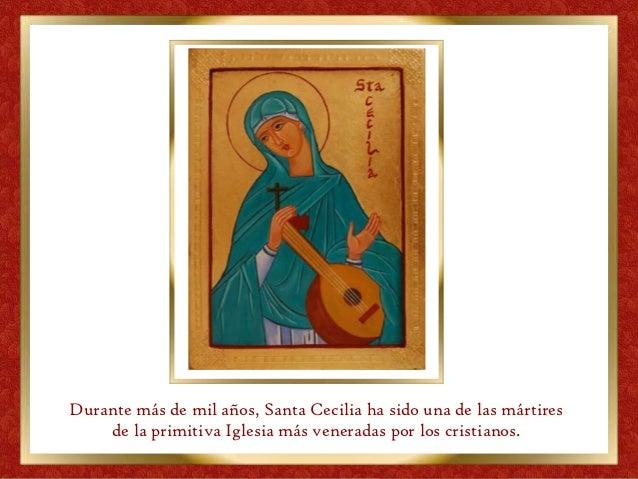 Santa Cecilia - Magazine cover