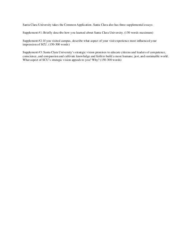 Ucla Supplement Essays