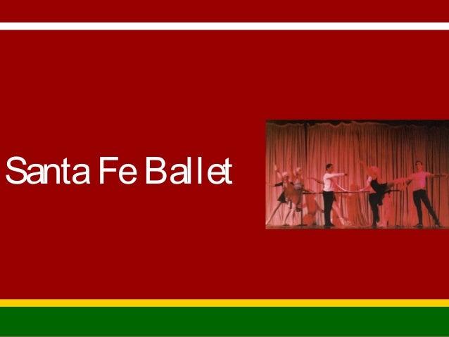 SantaFeBallet