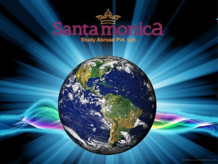 SANTA MONICA      KERALAS TOP RANKING, BEST OVERSEAS      EDUCATIONAL MIGRATION CONSULTANT                                ...