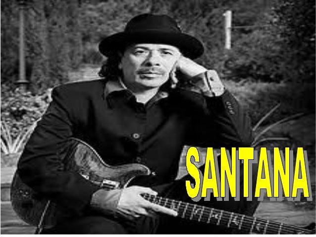 Santana (acabado)