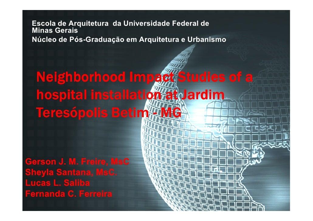 Santana, De Mattos Freire, Saliba, Ferreira - input2012
