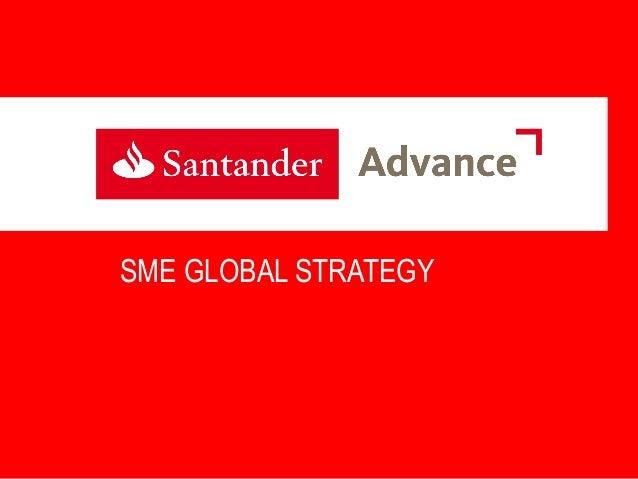 Santander Advance Presentation