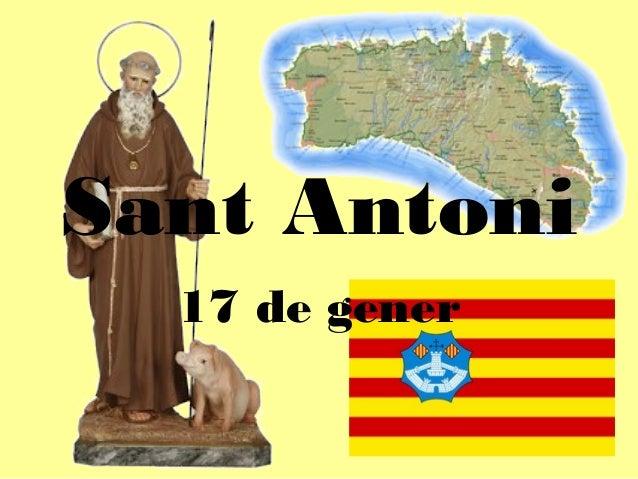 Sant Antoni  17 de gener