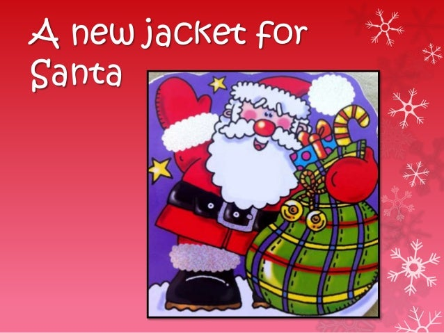 Santa's new jacquet