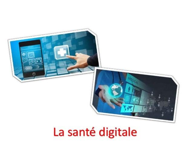 La santé digitale