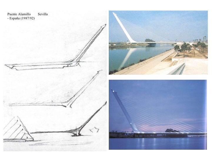 Puente Alamillo  Sevilla - España (1987/92)