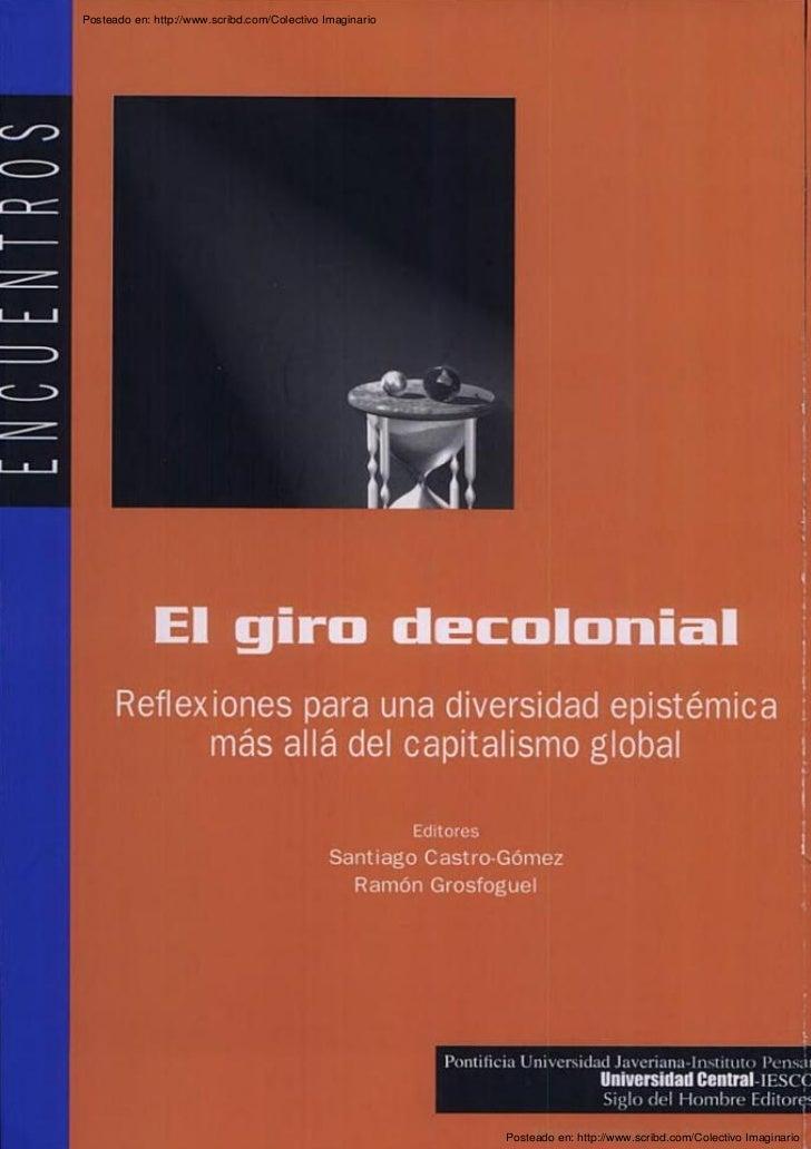 Posteado en: http://www.scribd.com/Colectivo Imaginario                                                          Posteado ...