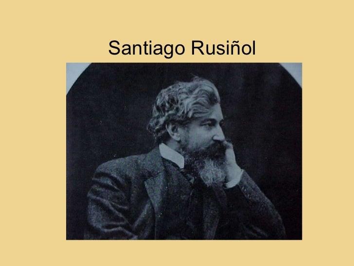 Santiago Rusiñol