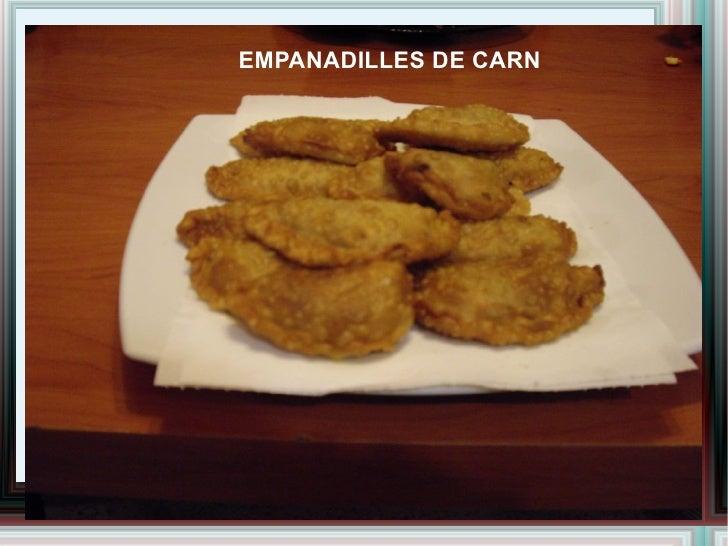 EMPANADILLES DE CARN