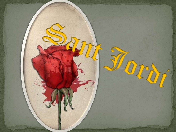 Sant Jordi<br />