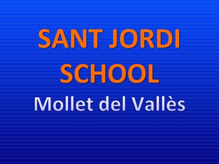 Sant jordi school_presentations