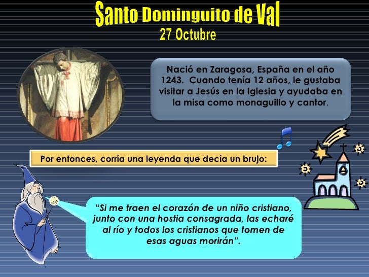 Santo Dominguito de Vals