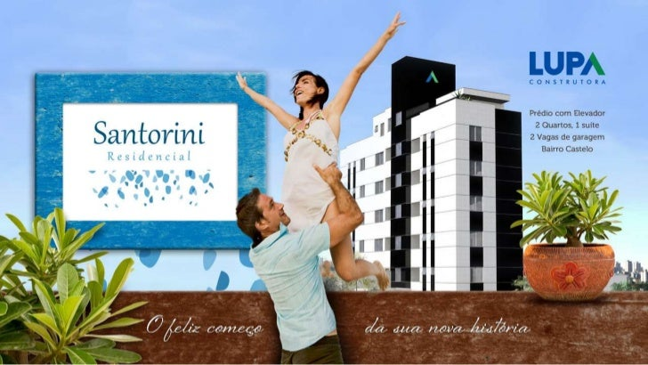 Sobre o Residencial Santorini2 quartos e 2 vagas, estilo e conforto no Bairro Castelo em Belo HorizonteDescrever o Residen...