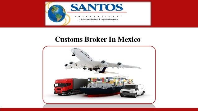 L r charron customs broker