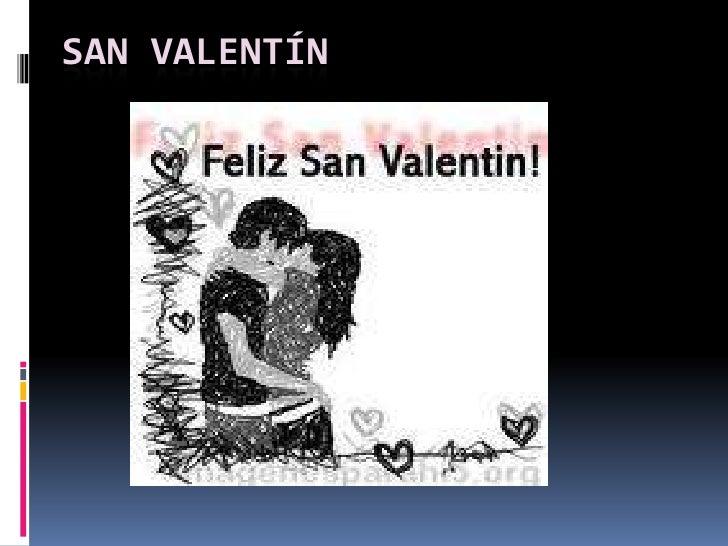 San Valentín<br />