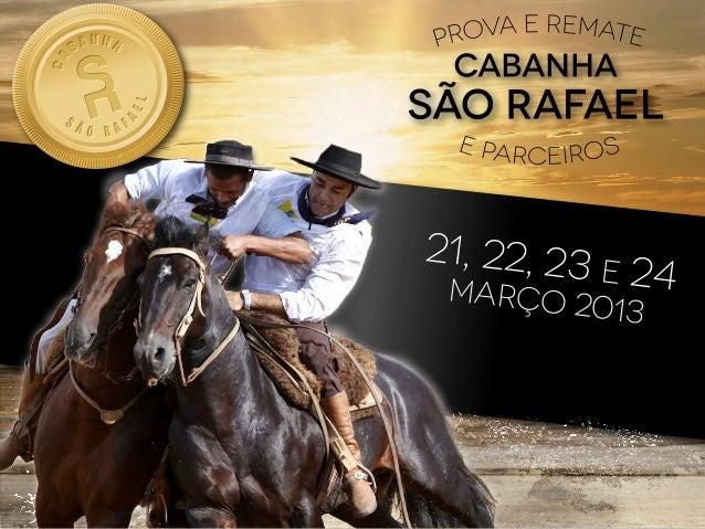 Sao rafael 2013