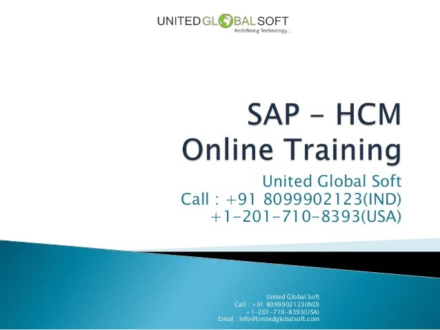United Global SoftCall : +91 8099902123(IND)    +1-201-710-8393(USA)                     United Global Soft          Call ...