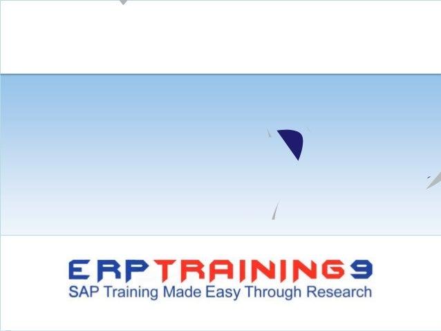 Sap Training | What is SAP