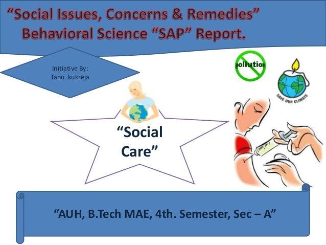 social awarness program on environment