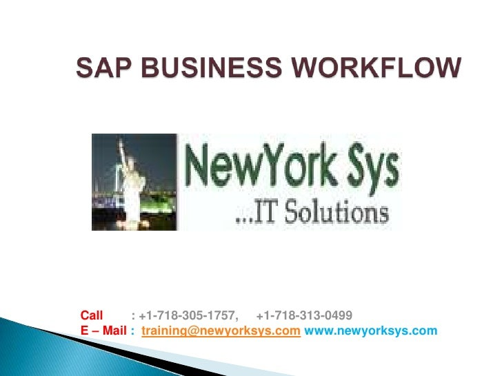SAP BW BI Online Training with placement assistance