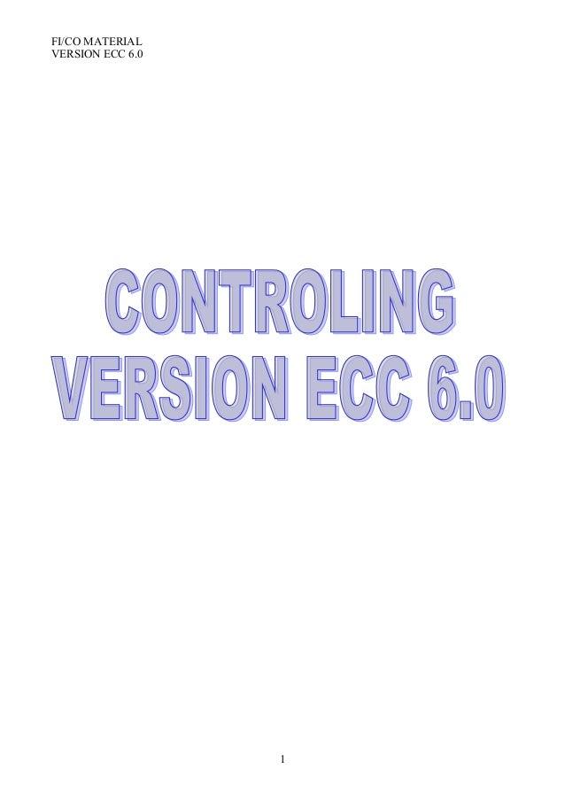 Sap controlling doc=venu+venu
