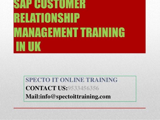 sap case study uk