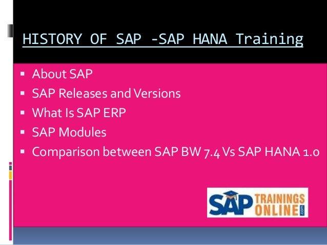a comparative study between banana sap A comparative study between the different sectors using the erp provide a comparative study between the between the three service providers sap.