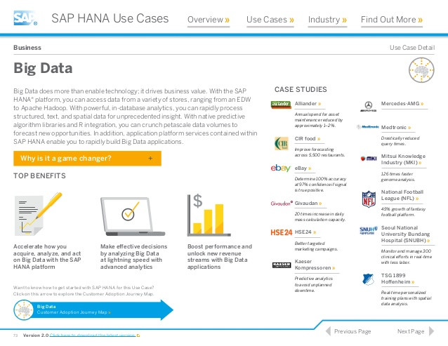IBM and SAP - Resource library: Case studies