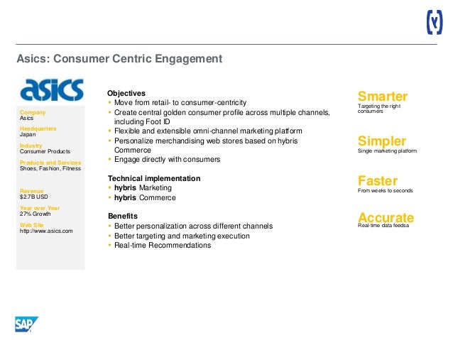 asics market segmentation This market segmentation example for sports shoes identifies five market segments and how their needs and requirements for a sports shoe will differ, in order to better understand the target market.
