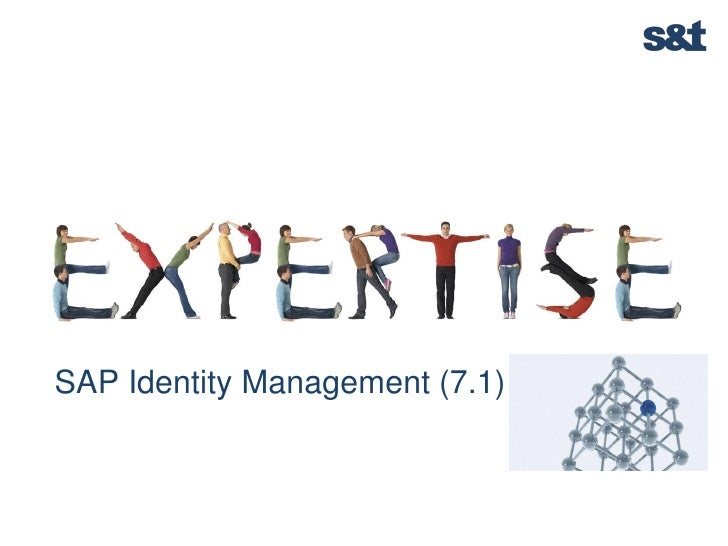SAP Identity Management (7.1)