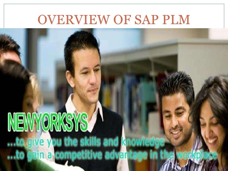 OVERVIEW OF SAP PLM