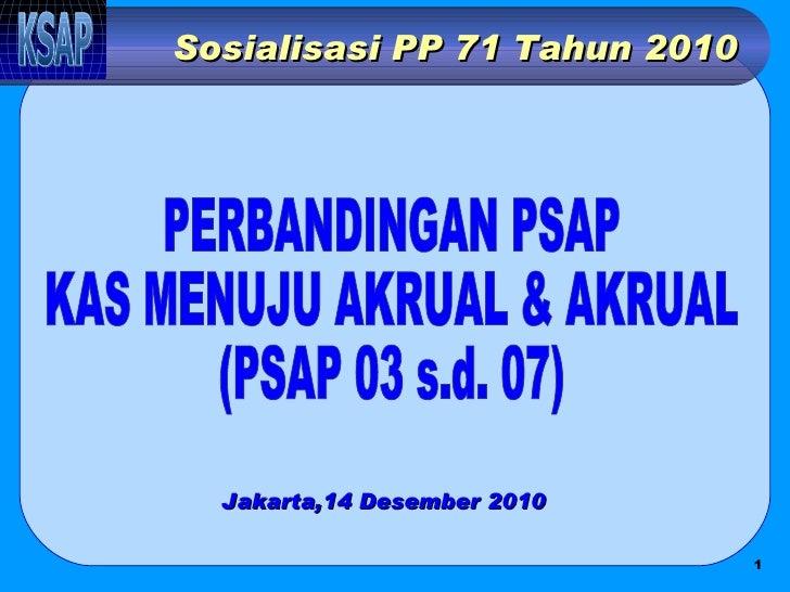 Sap pp71 sesi 3 perbedaan psap 03, 04, 05, 06, 07