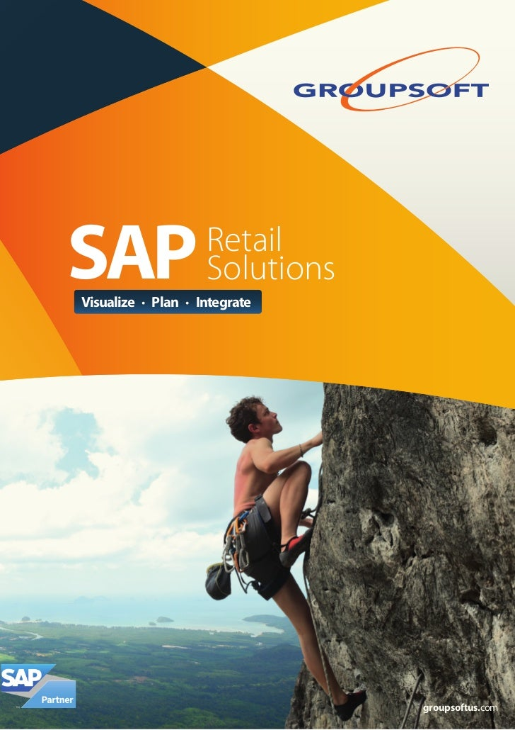 SAP                 Retail                    SolutionsVisualize · Plan · Integrate                                groupso...