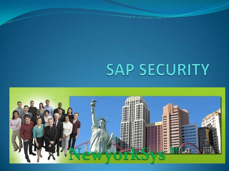 SAP Security Online Training by Newyorksys.com