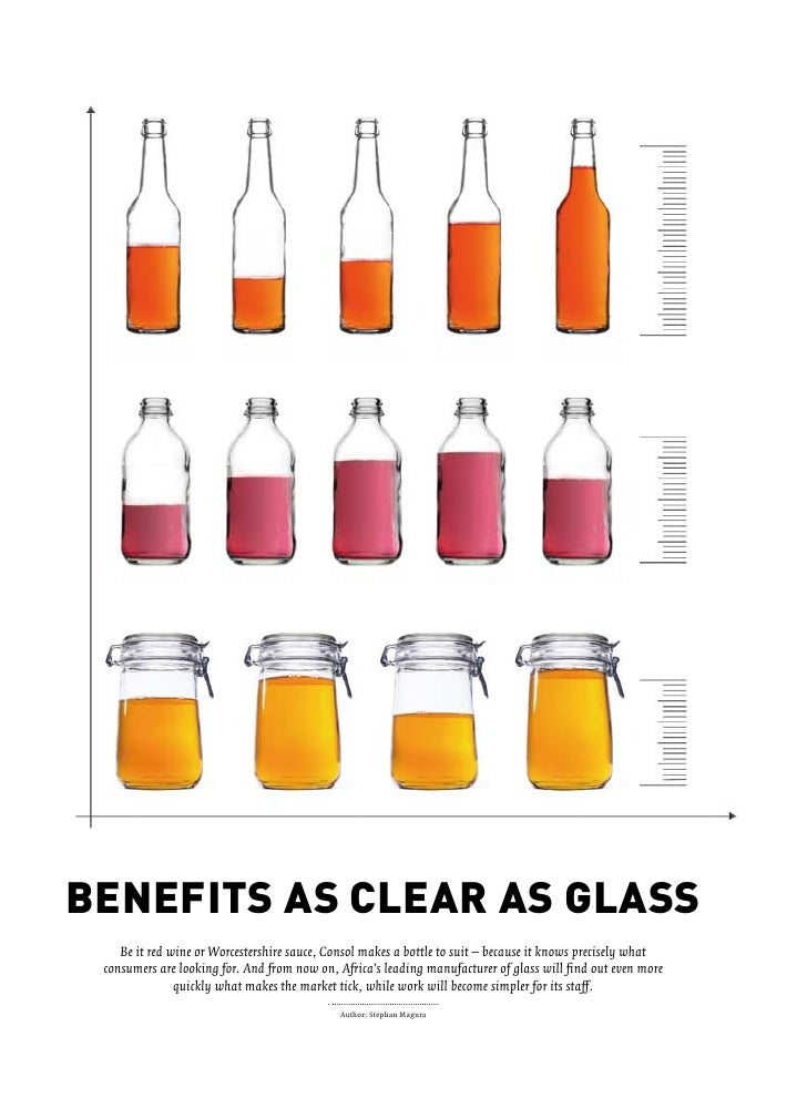 Benefits as Clear as Glass