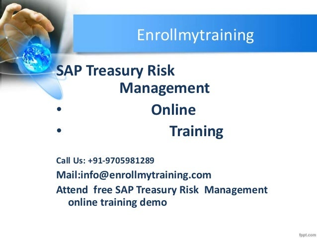 Forex and treasury management courses in india