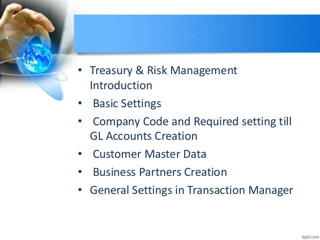 Treasury and forex management course in india