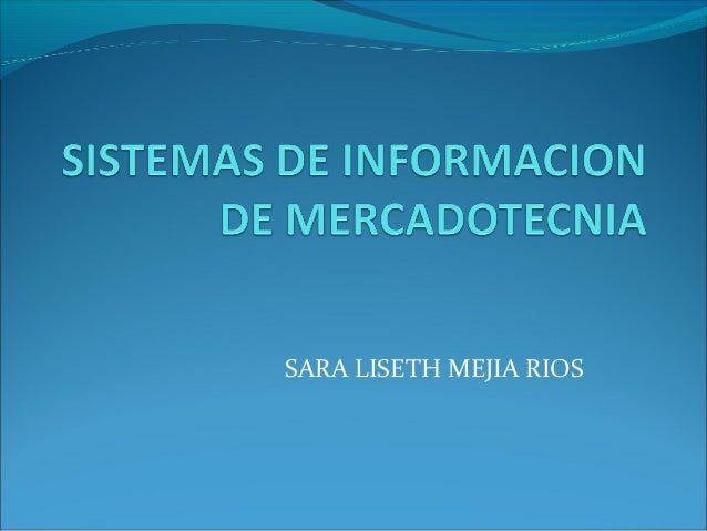 SARA LISETH MEJIA RIOS